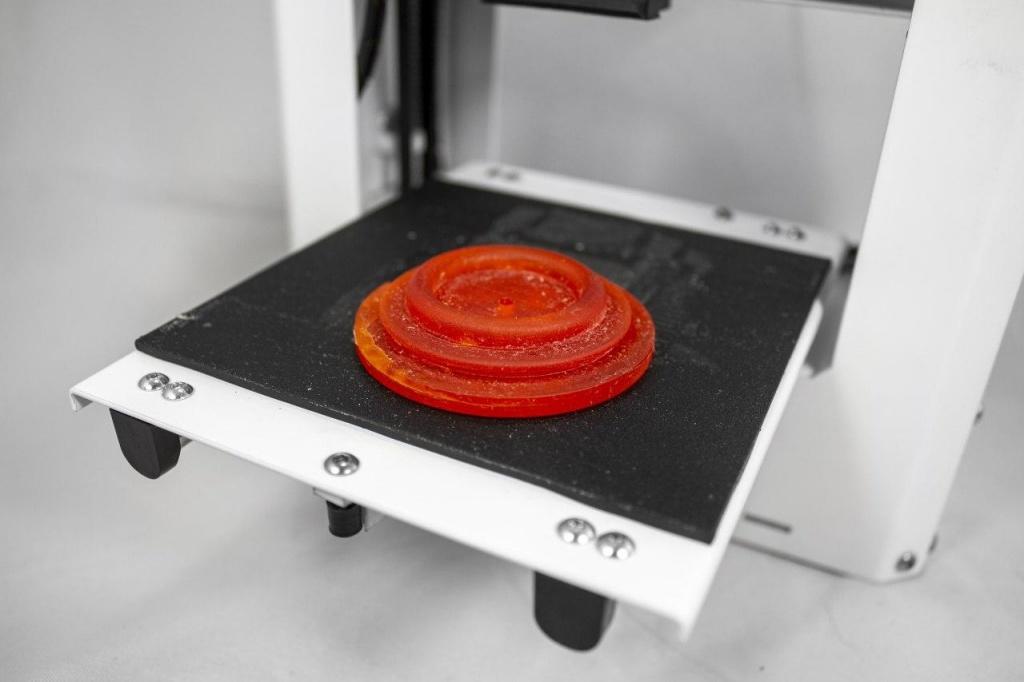Молодые ученые из МГУПП разработали простую технологию создания клапанов для аппаратов ИВЛ