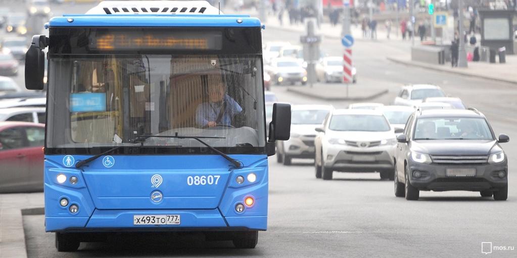 Маршрут автобуса № 175 изменится на время проведения массовых мероприятий